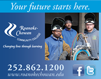 Web Banners for Community College