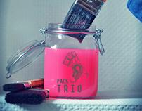 Kana ⎡Pack Trio ⎤