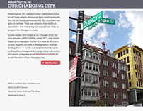 Washington DC: Our Changing City