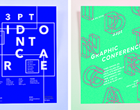 33pt GRAPHIC CONFERENCE // poster proposals