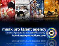 Meak Productions' Talent Agency Wallpapers Prt2 2010-11
