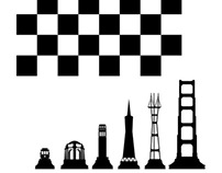 Golden Gate Check-mate
