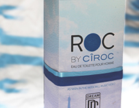 ROC by Cîroc: Aftershave Packaging