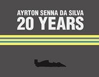 Ayrton Senna 20th Anniversary