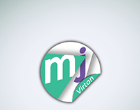 MJ Virton: Logo design