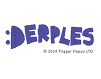 Trigger Happy- Derples Background