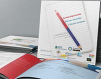 Diseño de cuadernillo Museo de la escuela TV Publica