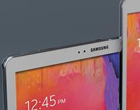 Samsung TabPro Sizzle