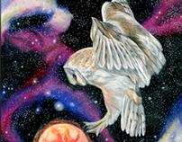 Cosmic Owl 3