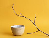 Ben Medanksy Ceramics: BUFF