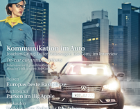 Volkswagen Accessories | Business class for everyone