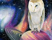 Comic Owl 2