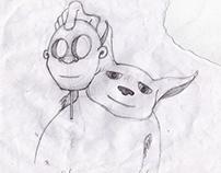 Random Sketches/Vectors