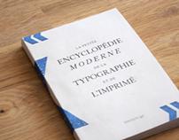 La petite encyclopédie moderne de la typographie