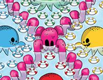 Les petits molusques
