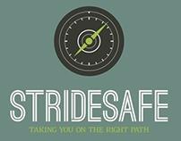 StrideSafe (Running App)
