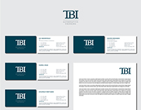 TBI Corporate Stationery