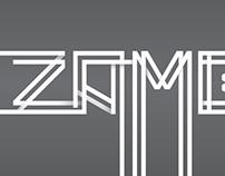 ZAMBAJOUN - type poster
