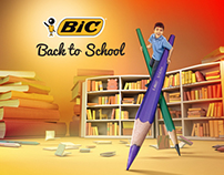 Bic Back to School 2014
