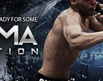MMA Action / Advertisement