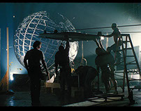 Miniatures | Men In Black | ILM