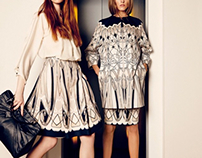 BLUMARINE ART DECO CAPSULE COLLECTION