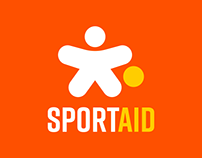 SportAid Rebrand