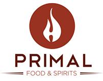 Primal Food & Spirits Logo