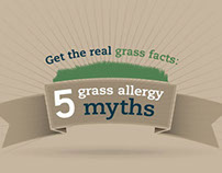 5 Grass Allergy Myths