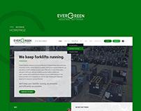Evergreen Industrial Batteries [Website]