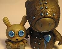 ROO.1 & Friend (custom)