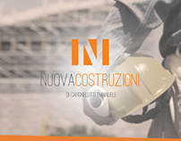 NuovaCostruzioni - Brand Identity
