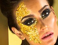 GOLD | TEXTURE ABAYAS