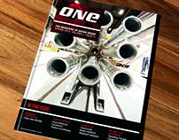 Aecon 'ONE' magazines