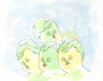 Four Ugly Babies