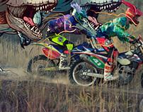 Art motocross