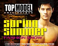 Spring Summer Fashion Show Poster Design