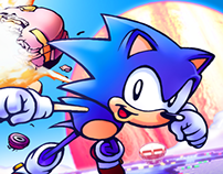 "Sonic CD ""Special Stage"""