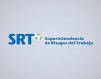 SRT Superintendencia de Riesgos del Trabajo.