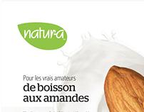 Natura – Lait aux amandes