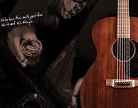 C.F. Martin Guitar Ad Campaign