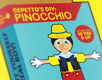 Gepetto's DIY Pinocchio