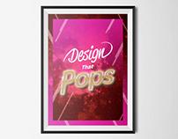 Design that Pops
