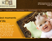 My Creative Website Design Works