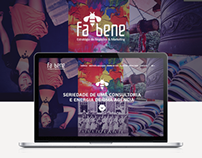 Site da Agência de Marketing Fabene