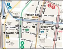 Fulton Street Transit Center, New York, NY