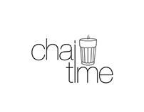Chai time logo