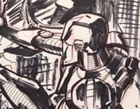 Comics commission