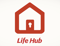 New Zealand Post - Life Hub animation