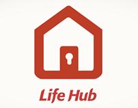 New Zealand Post - Life Hub animation